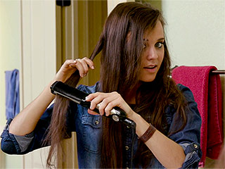 The Secret Behind Duggar Hair: Jinger Reveals Her Routine for Straight Strands