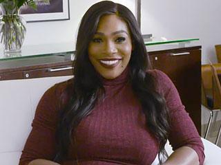 Guess the Celebrity Closet Serena Williams Wants to Raid (Hint: 'She Has Amazing Shoes!')