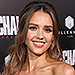 Surprise! Pinterest Inspired Jessica Alba's '60s-Inspired Cat Eye Look