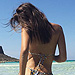 Emily Ratajkowski Turns Her Wedgie into a Photo Opp