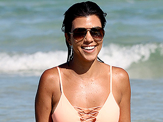 Kourtney Kardashian, Shay Mitchell and More Sizzling Celeb Swimwear Pics!