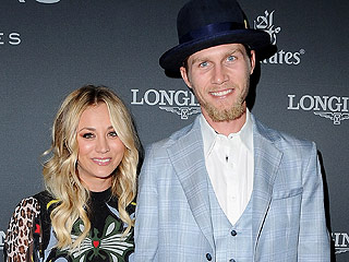 Their Red Carpet Debut! Kaley Cuoco and New Boyfriend Karl Cook Are All Smiles at Los Angeles Gala