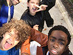 The Kids from <em>Stranger Things</em> Might Be the Next Louis Vuitton Campaign Models