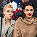Kendall Jenner Designs a Special Tattoo For BFF Hailey Baldwin