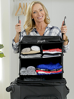 WATCH: The Portable Closet That Will Change the Way You Travel