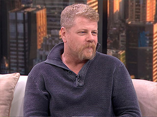 VIDEO: If You Think The Walking Dead's Michael Cudlitz Doesn't Get Scared, Think Again!