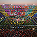 VIDEO: Ever Wonder How They Pull Off the Crowd Stunts in the Super Bowl Halftime Show?