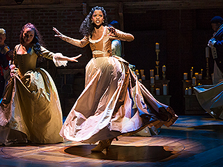 WATCH: Did You Know That Tony Nominee Renée Elise Goldsberry Almost Didn't Get Her Part in Hamilton?!