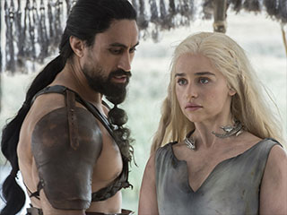 FROM EW: George R.R. Martin Revealed 3 Huge Game of Thrones Twists to Producers