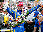 WATCH: Why Didn't Indianapolis 500 Winner Alexander Rossi Get to Meet Lady Gaga?!