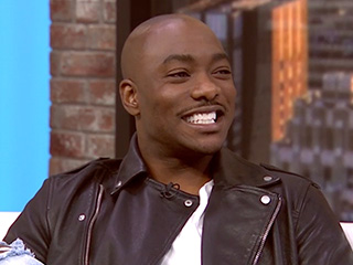 WATCH: UnREAL Star BJ Britt Starts His Morning with Rihanna's 'Work'