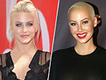 Live Now: DWTS Judge Julianne Hough Responds to Amber Rose Saying She Felt 'Body Shamed,' Plus Other Celeb News