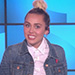 WATCH: The Show Must Go On! Miley Cyrus Takes Over Hosting the Ellen DeGeneres Show