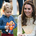 WATCH: Prince George and Princess Charlotte at a Children's Party Is the Most Adorable Thing Ever