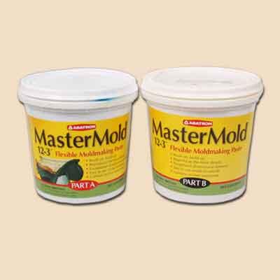 Mold paste
