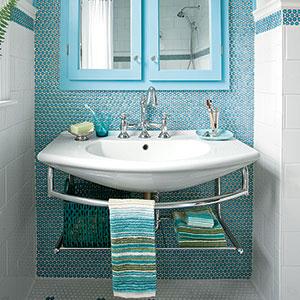 3 tips for tackling a small-bathroom redo | bathroom
