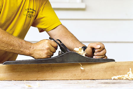 what is a hand plane