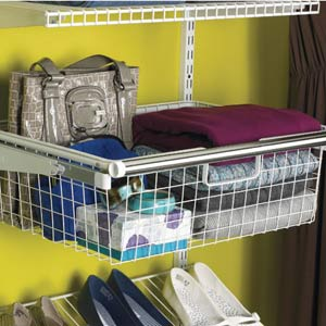 closet drawers for storage