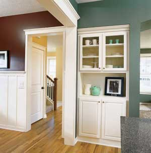 Making sure the paint tint is right for a room painting - Good colors to paint your room ...