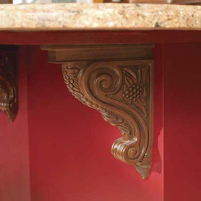 Large Corbels