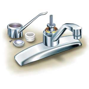 cartridge faucet