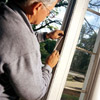 installing door weatherstripping