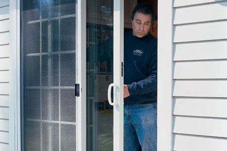 How To Fix A Sliding Door This Old House