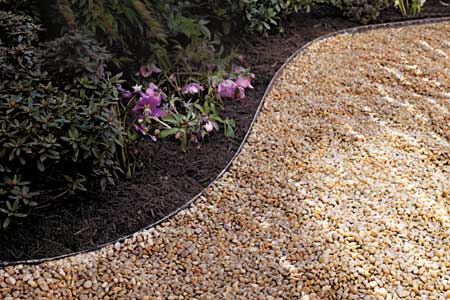 Laying a Gravel Path
