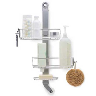 simplehuman bath caddy