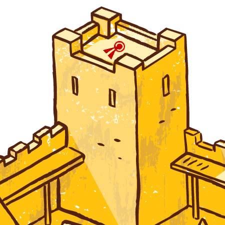 build the keep
