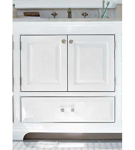 furniture-style bathroom cabinets