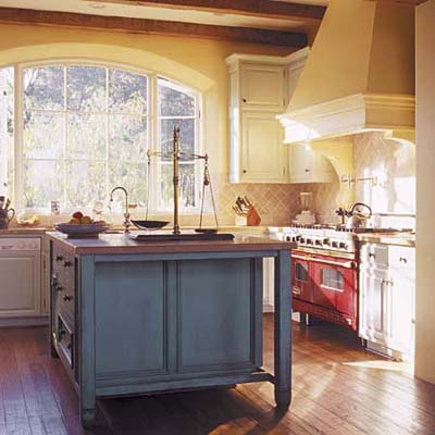 Opposites Attract Kitchen Islands This Old House