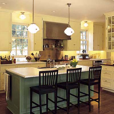 Sink in an Island | Kitchen Island Design Ideas | This Old House