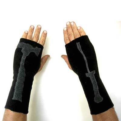 gloves with tools design