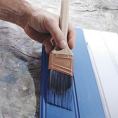 Smooth Brushwork skills by Tom Baker