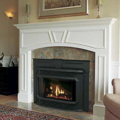 lennox gas fireplace insert