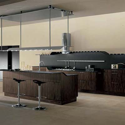 Venus line of European cabinets from Snaidero
