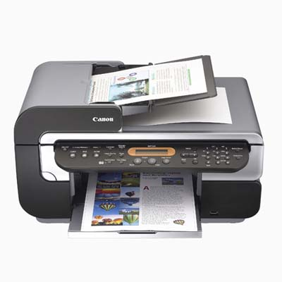 Canon MP530 Green Printer
