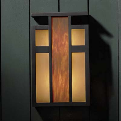 prairie light sconce from forecast lighting