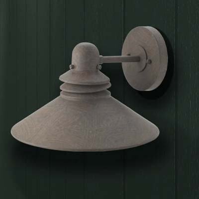 steadfast security sconce by kichler lighting