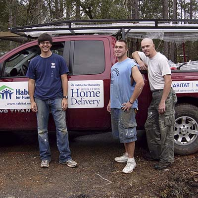homeowners working together