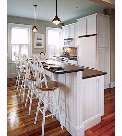 stock white cabinets