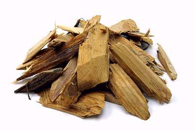 cedar chip mulch