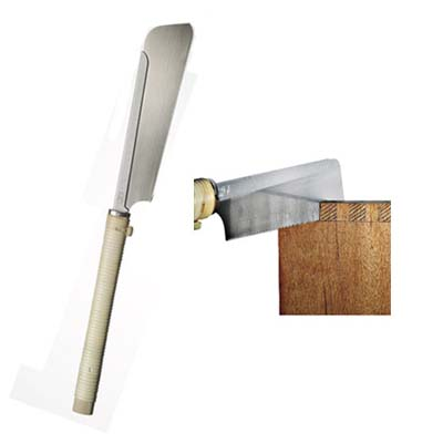 precision-cutter Japanese saw