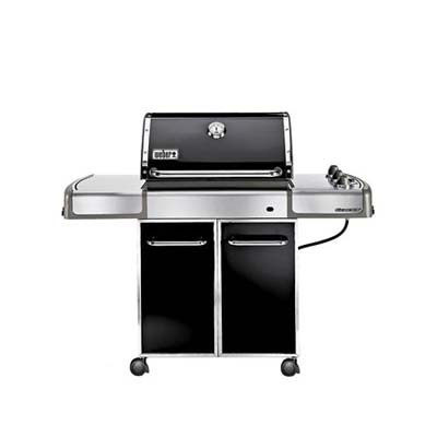 This is a Black Grill