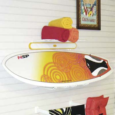 surfboard rack from garagetek