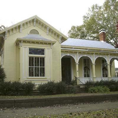 the neighborhoods of Selma, Alabama