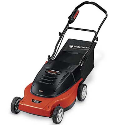 Corded Electric Mower Eco Friendly Lawn Mowers This
