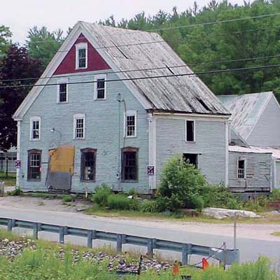 historic country store available for renovation