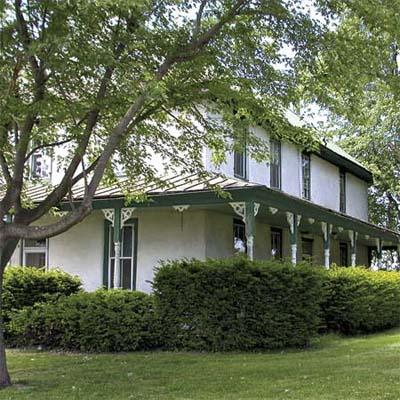 pennsylvania farm house before renovation